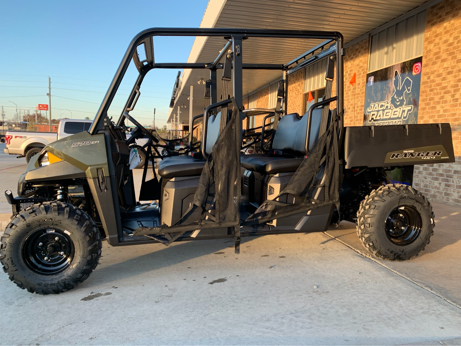 2019 Polaris Ranger Crew 570-4 in Marshall, Texas - Photo 2