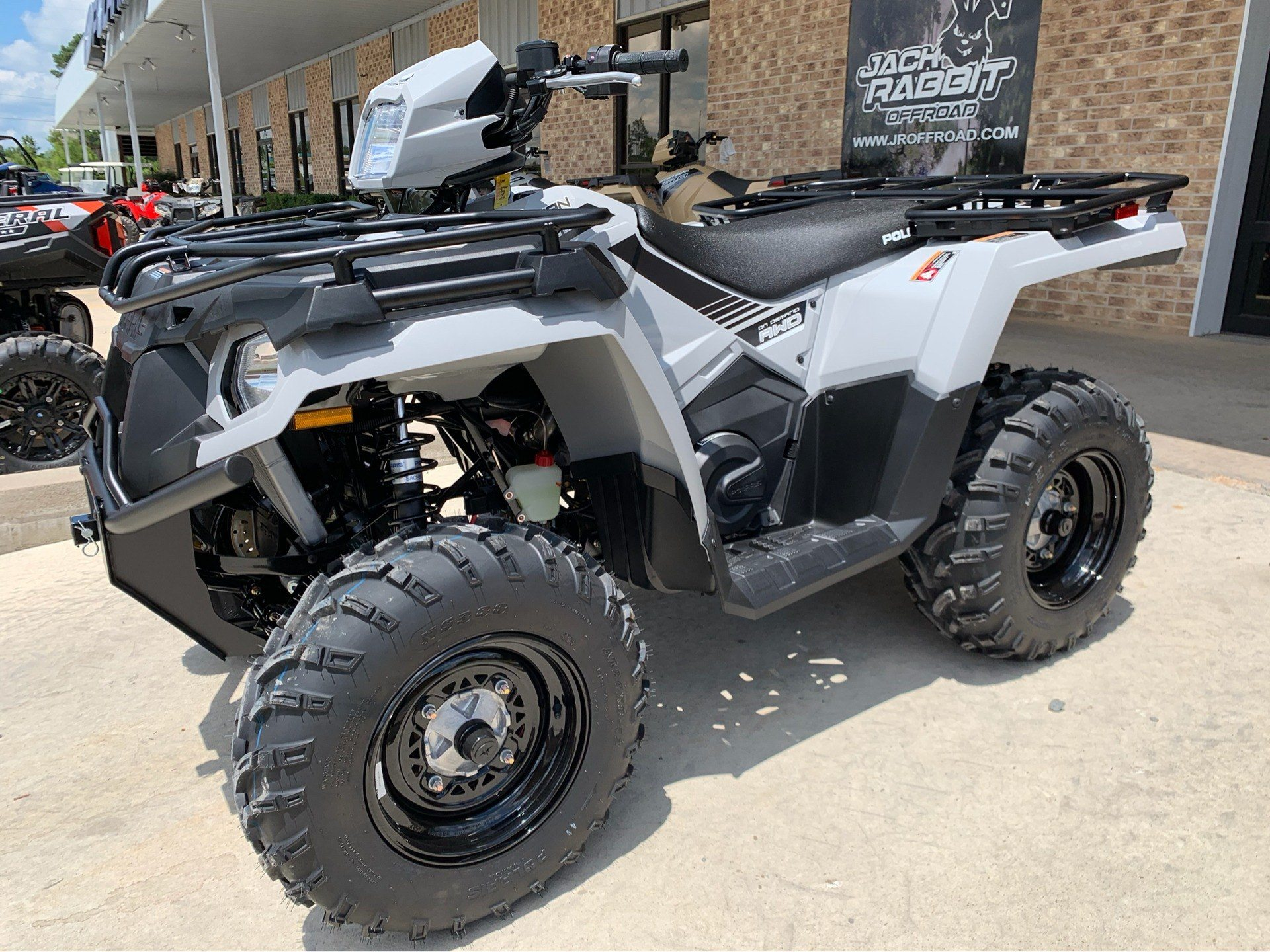 2019 Polaris Sportsman 450 H O  Utility Edition in Marshall, Texas