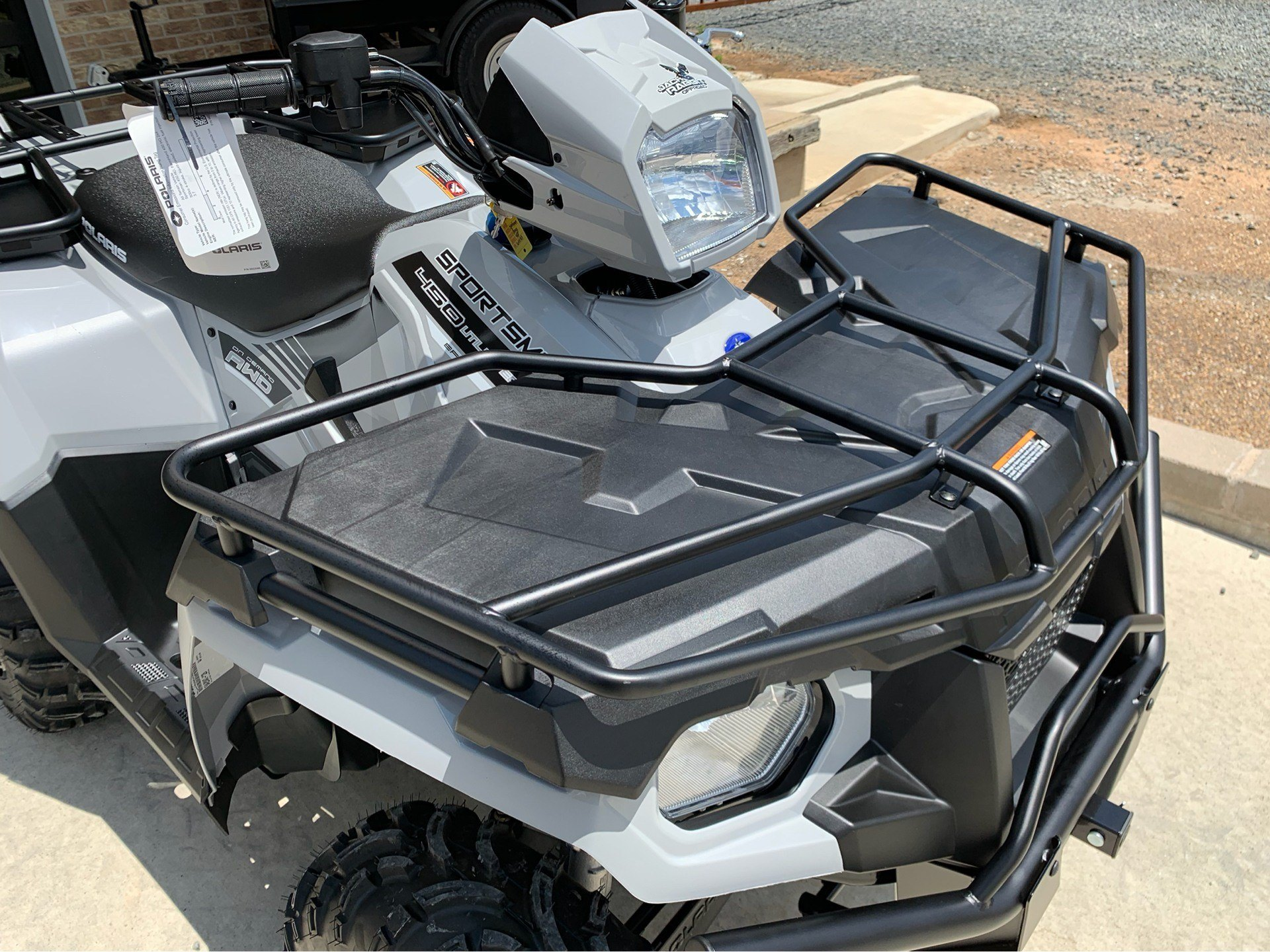 2019 Polaris Sportsman 450 H O  Utility Edition in Marshall, Texas