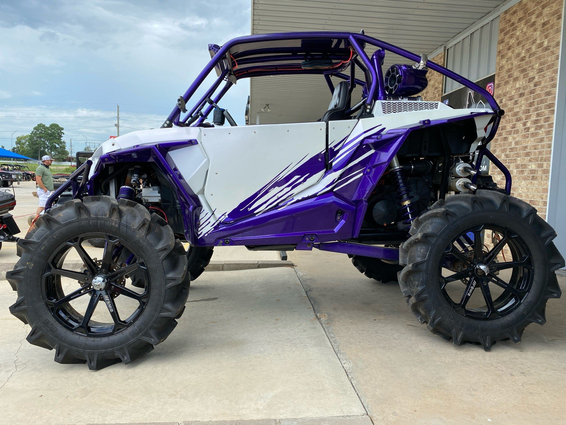 2014 Polaris RZR® XP 1000 EPS in Marshall, Texas - Photo 2
