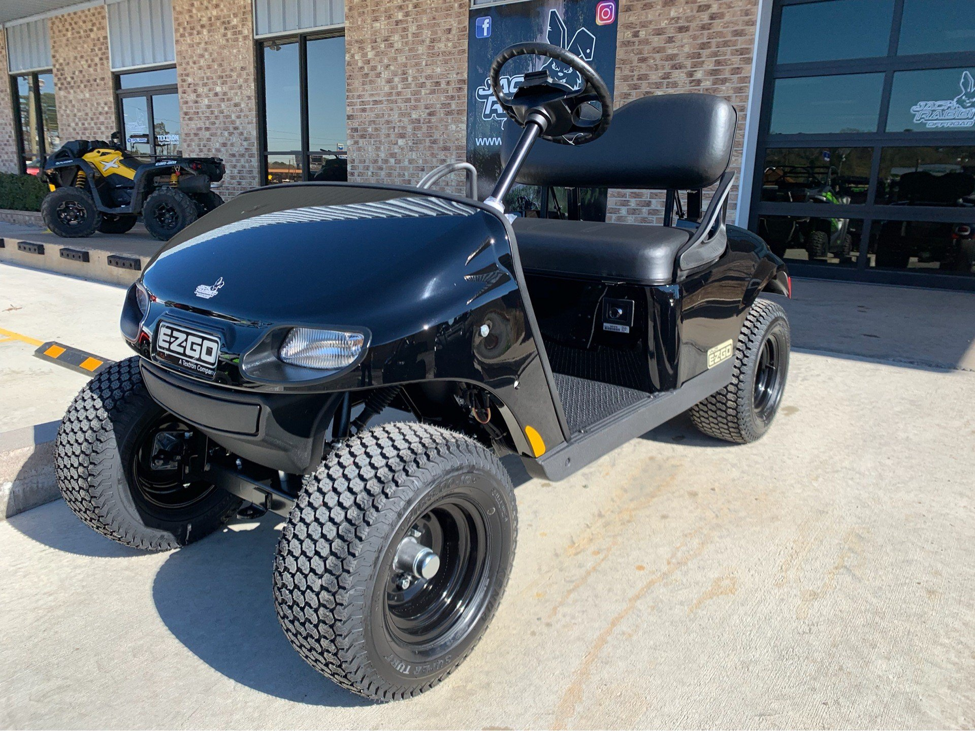 2019 E-Z-Go TXT Valor Gasoline in Marshall, Texas