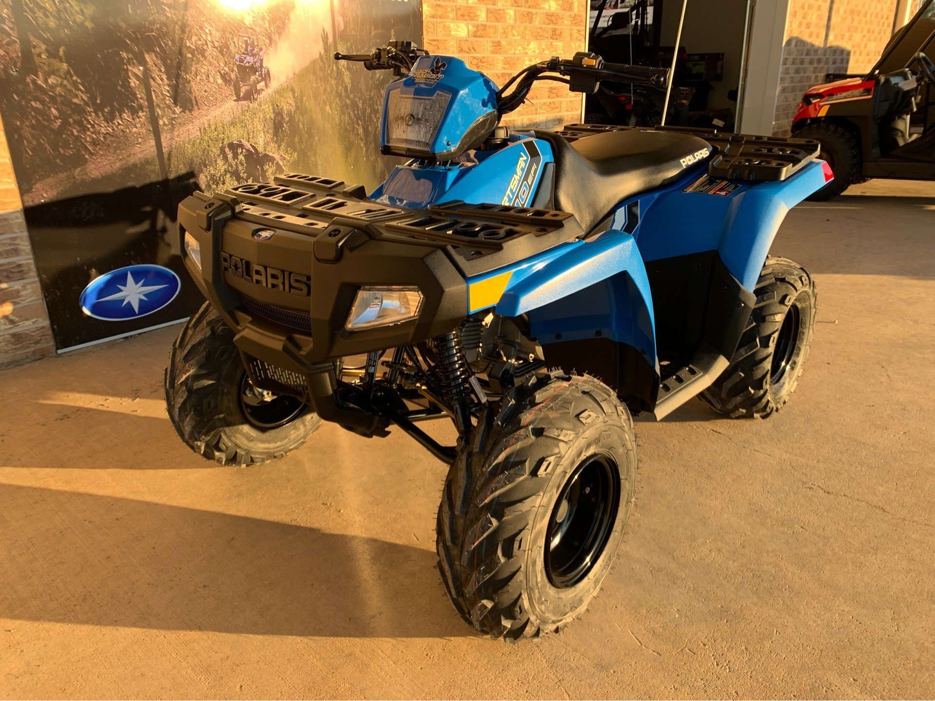 2019 Polaris Sportsman 110 EFI in Marshall, Texas