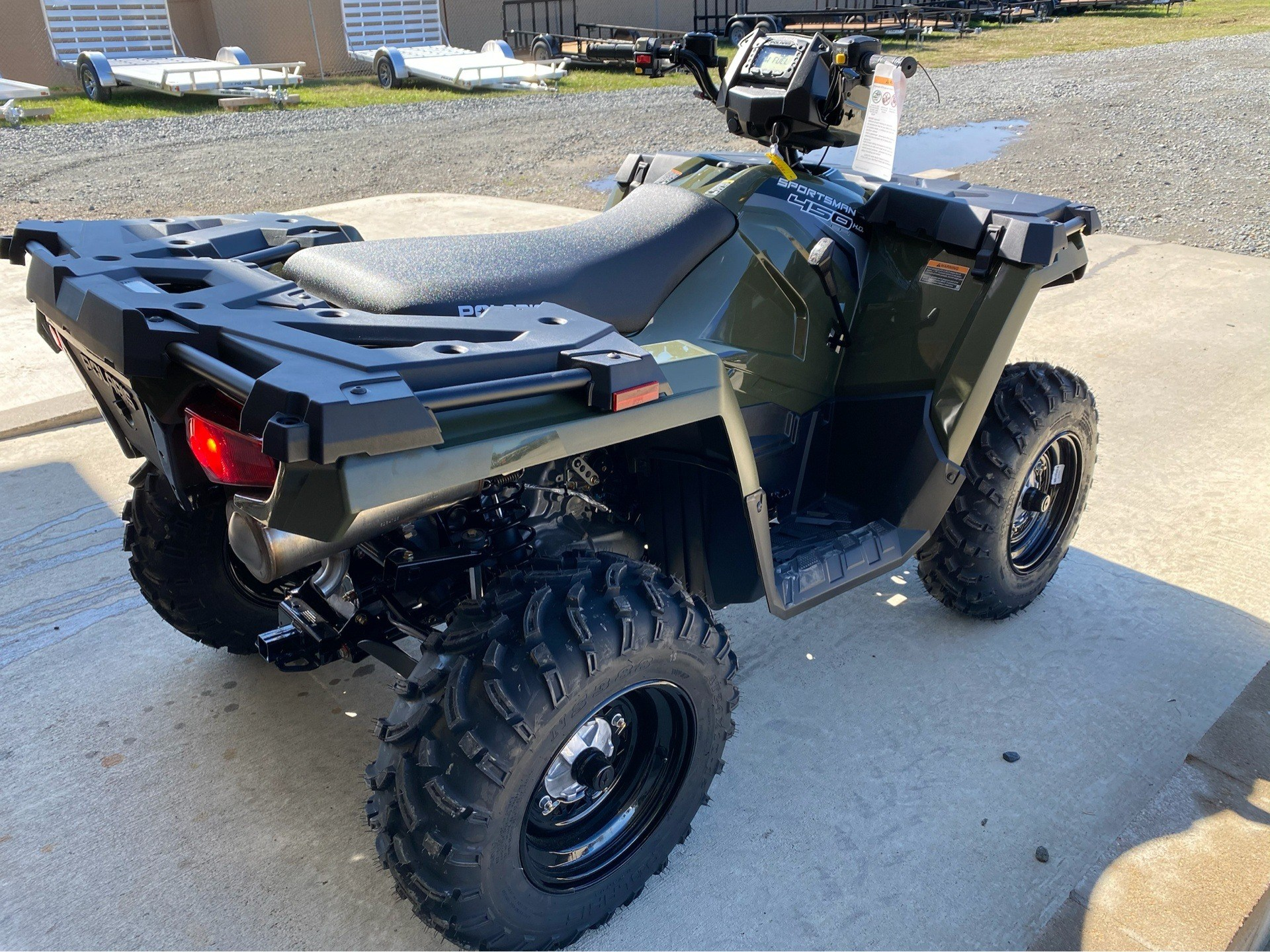2020 Polaris Sportsman 450 H.O. EPS in Marshall, Texas - Photo 5