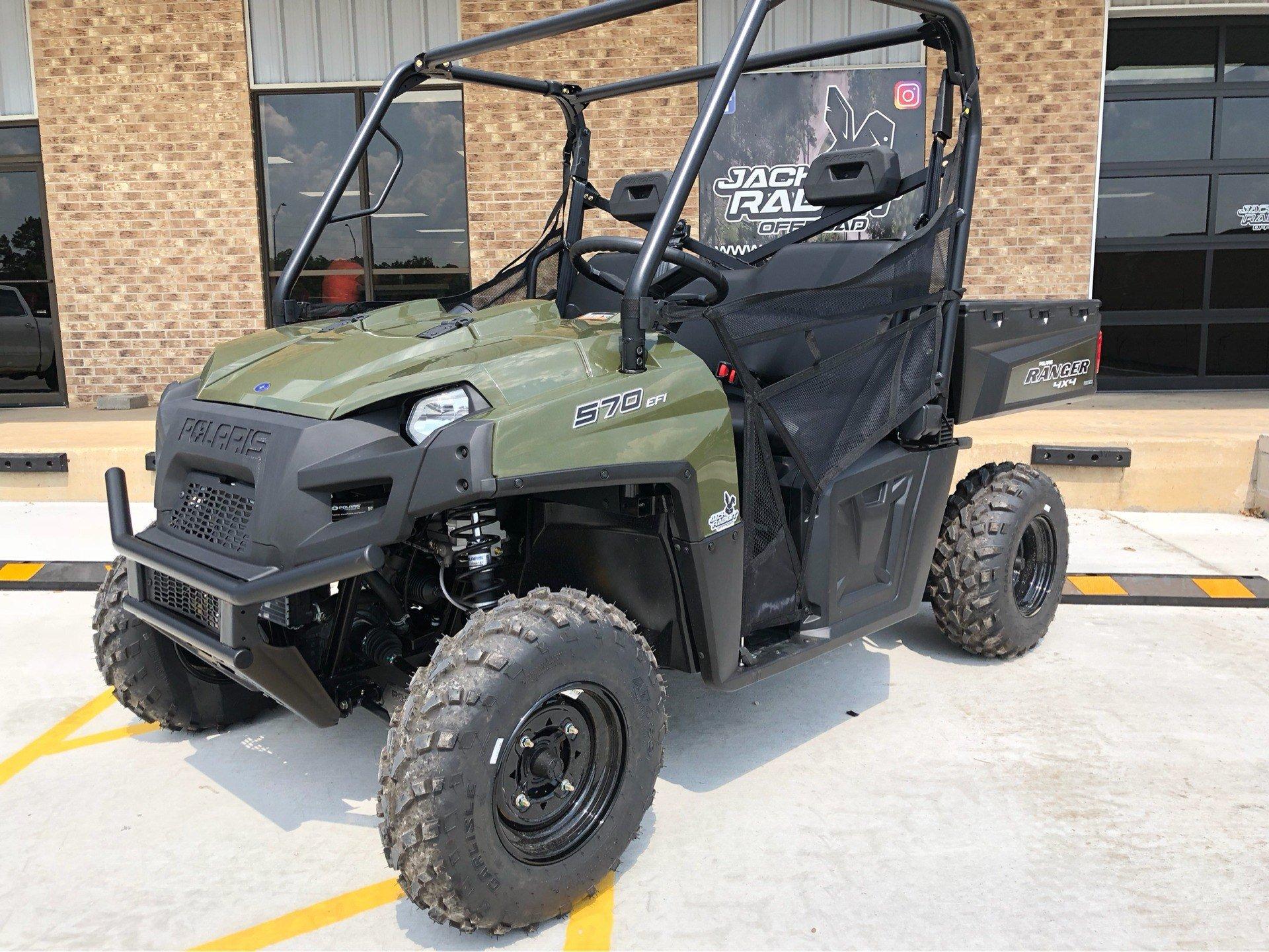 2019 Polaris Ranger 570 Full-Size 1