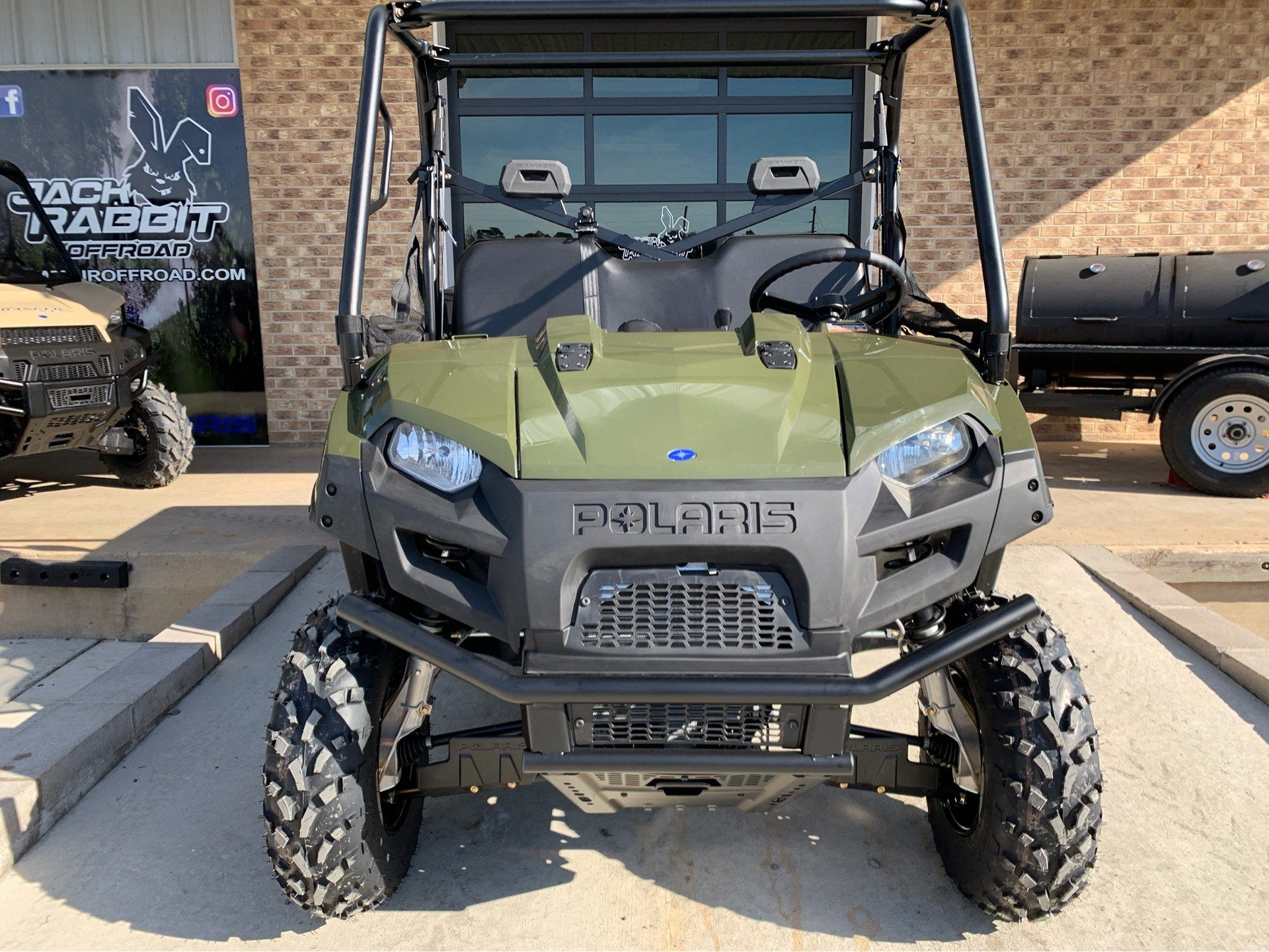 2019 Polaris Ranger 570 Full-Size 7