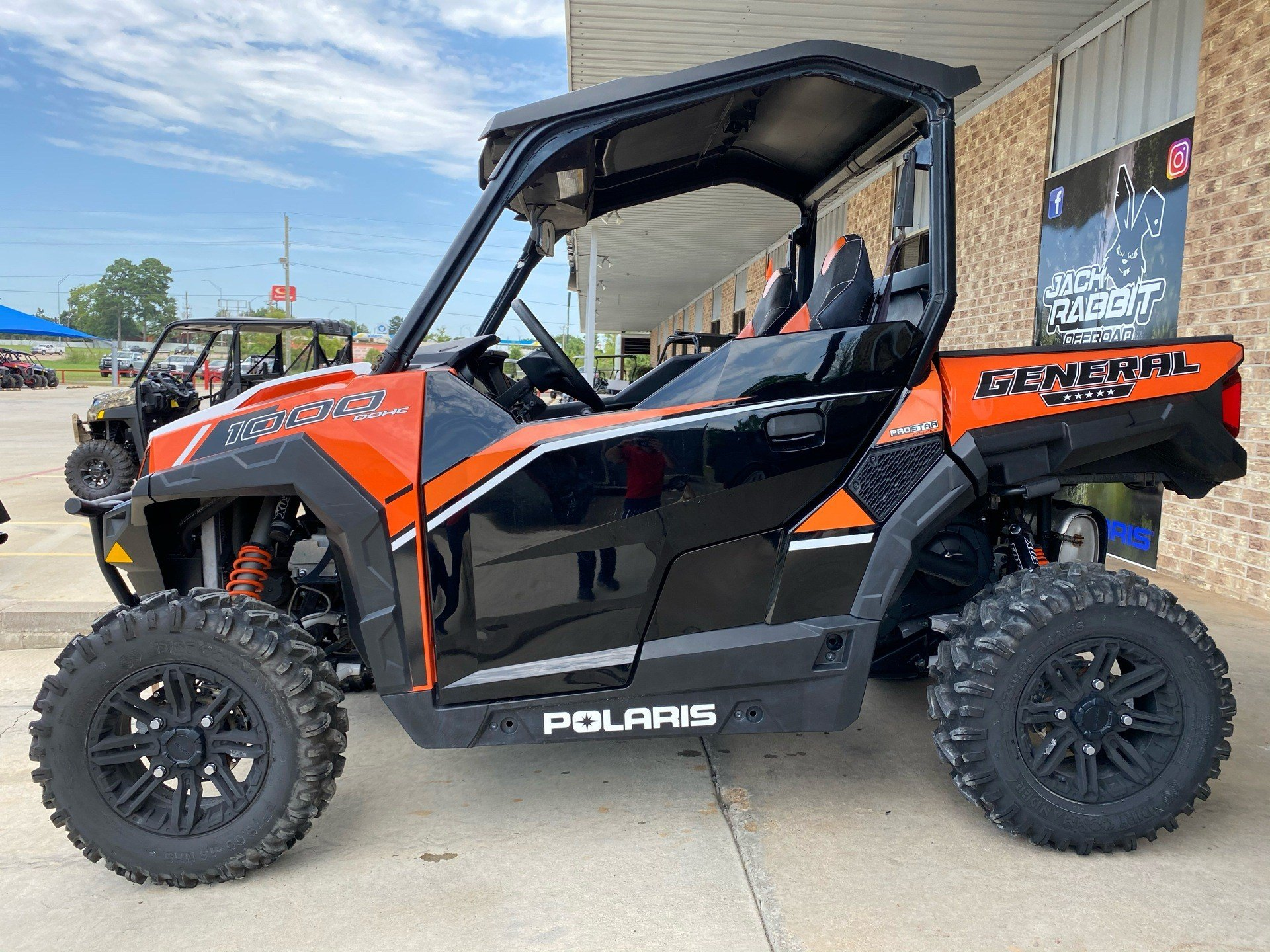 2016 Polaris General 1000 EPS Deluxe in Marshall, Texas - Photo 3