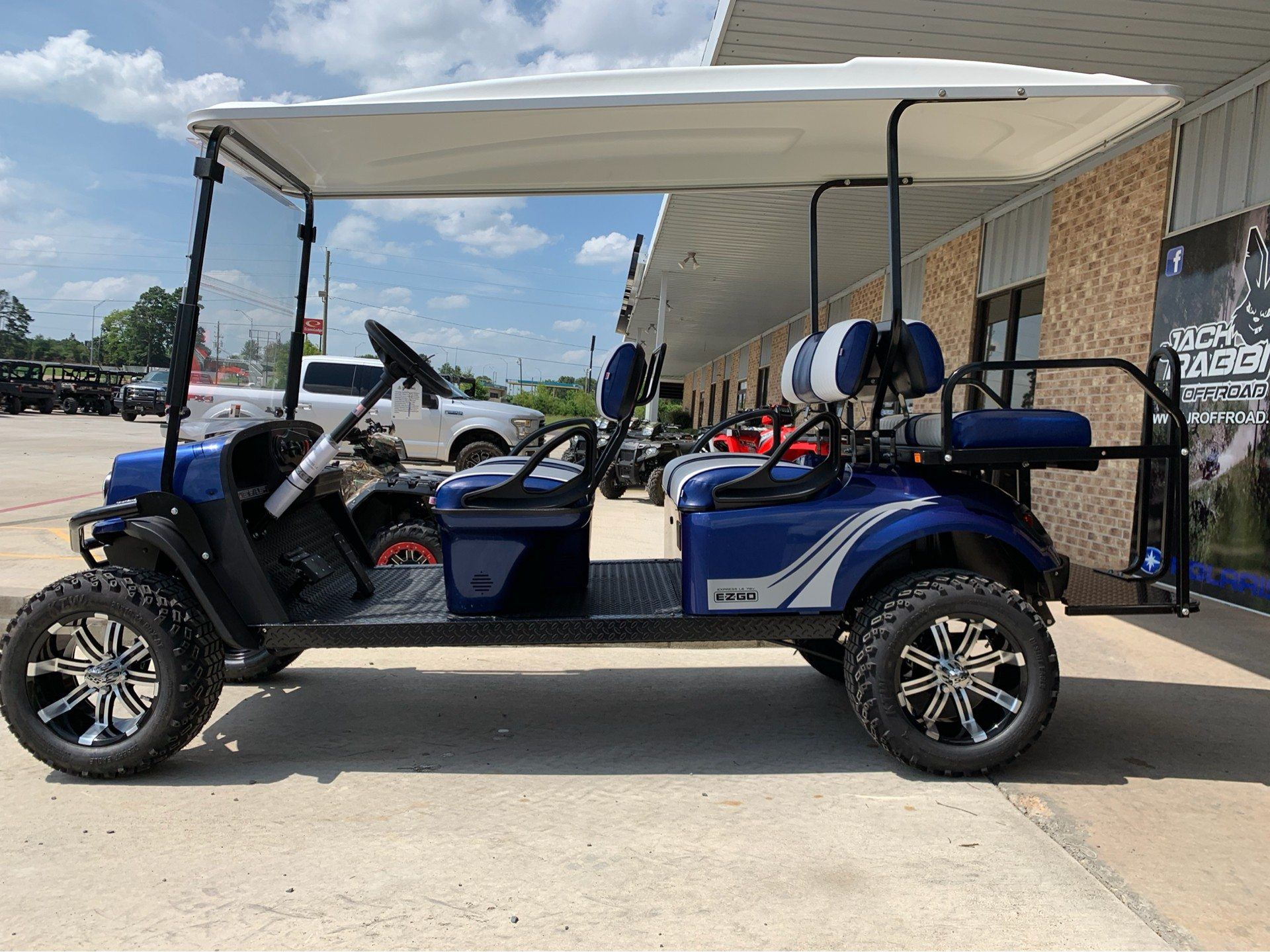 2019 E-Z-Go Express L6 Electric in Marshall, Texas - Photo 2
