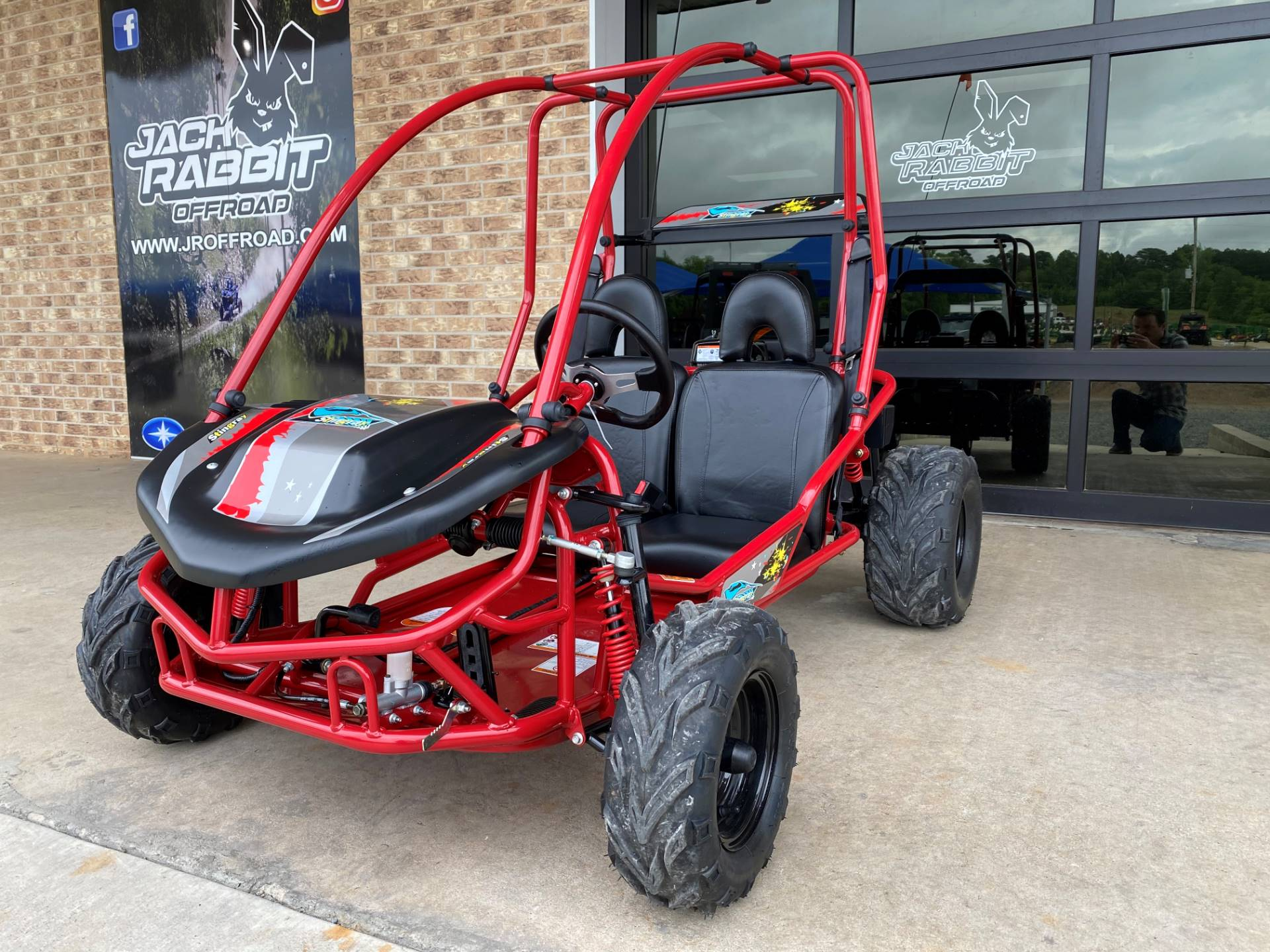 2020 Hammerhead Off-Road Stingray in Marshall, Texas - Photo 1