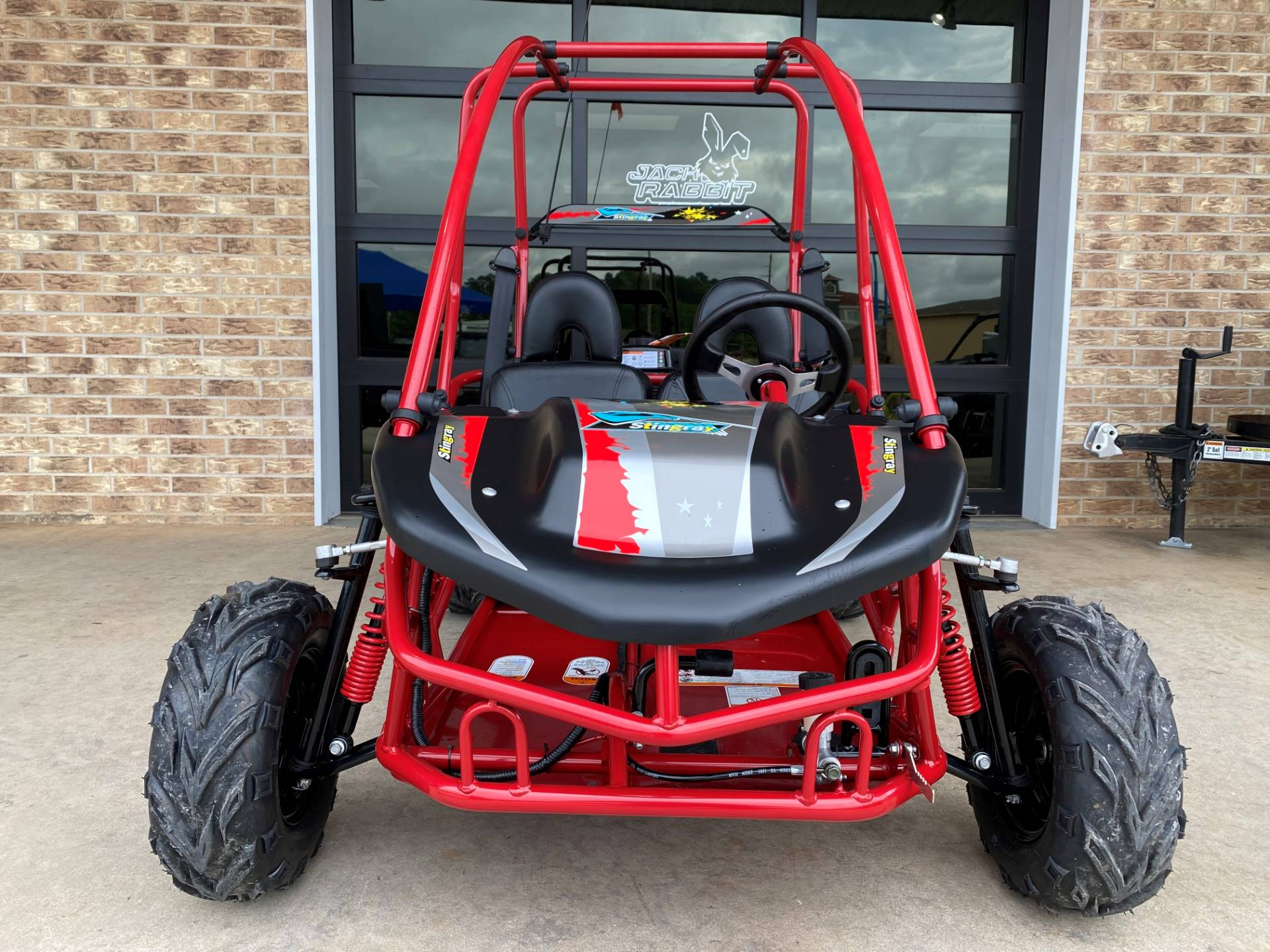 2020 Hammerhead Off-Road Stingray in Marshall, Texas - Photo 8