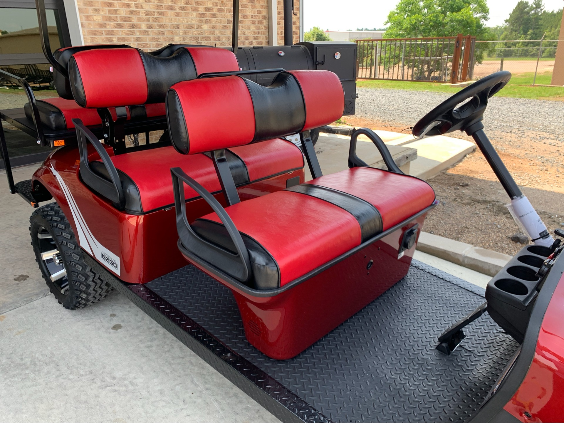 2019 E-Z-Go Express L6 Electric in Marshall, Texas - Photo 7