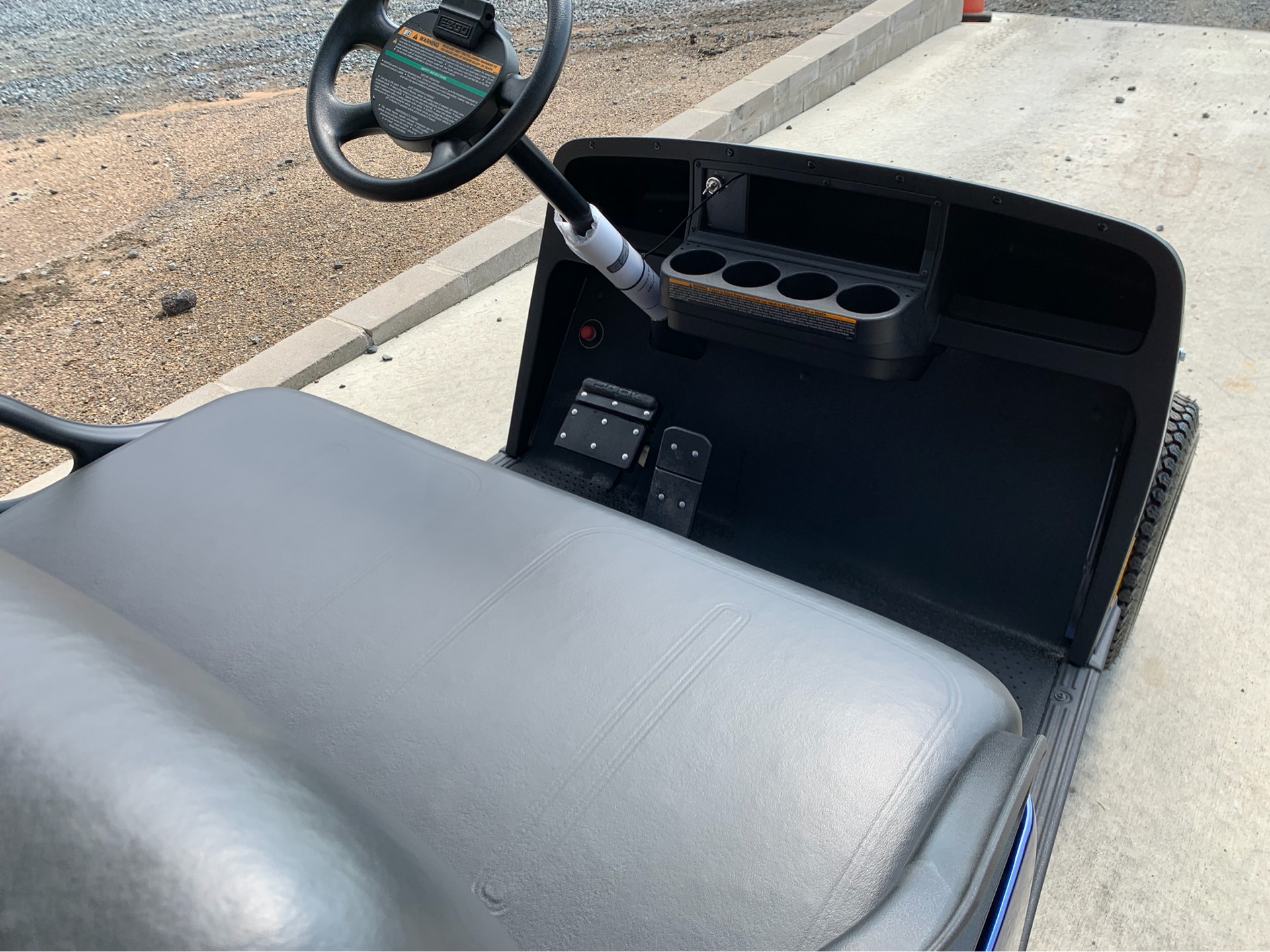 2019 E-Z-Go TXT Valor Gasoline in Marshall, Texas - Photo 6
