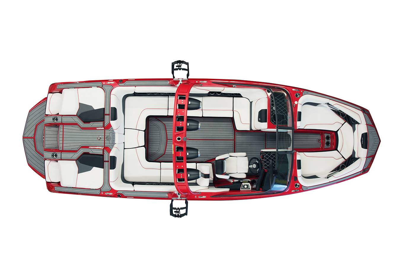 2018 Nautique Super Air Nautique GS24 in Naples, Maine
