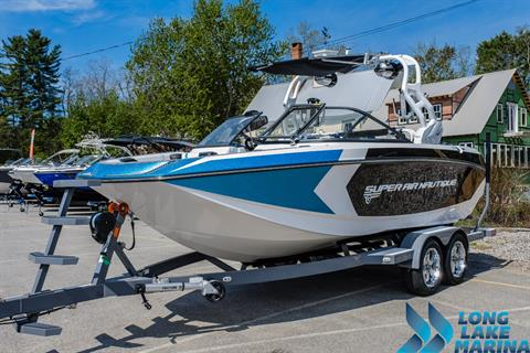 2017 Nautique Super Air Nautique G21 in Naples, Maine