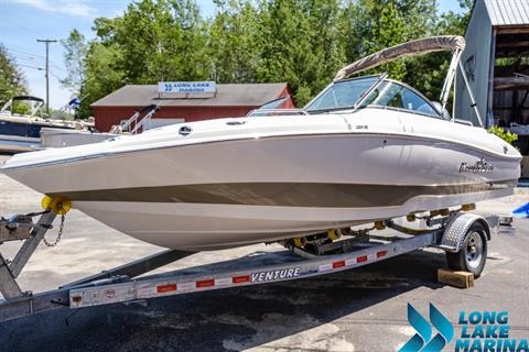 2017 NauticStar 203DC Sport Deck in Naples, Maine