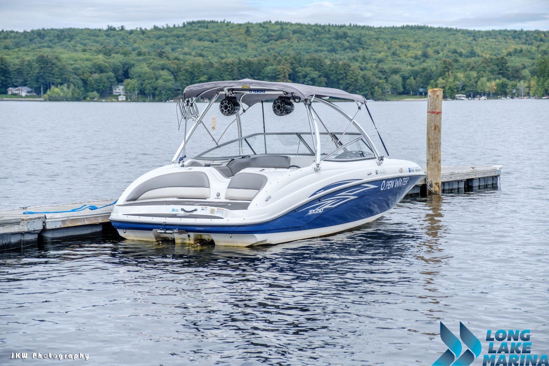 2010 Yamaha SX210 in Naples, Maine