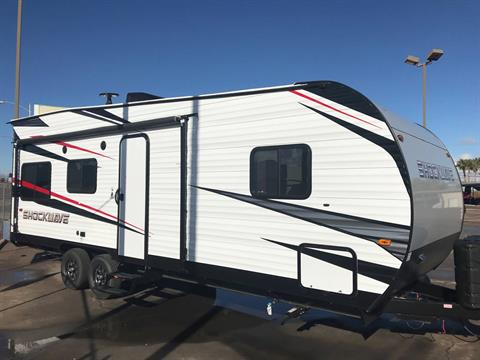 2019 FOREST RIVER Shockwave Toy Hauler in Safford, Arizona