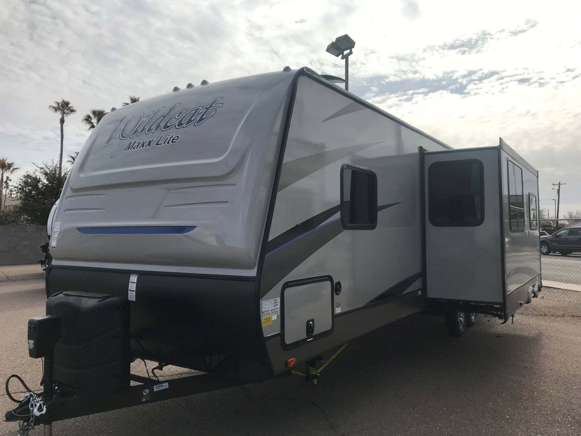 2019 FOREST RIVER WCT268DBX in Safford, Arizona - Photo 2