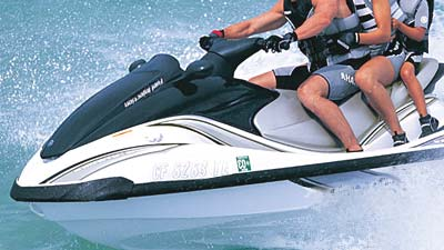 2003 Yamaha WaveRunner® FX140 in Amherst, Ohio