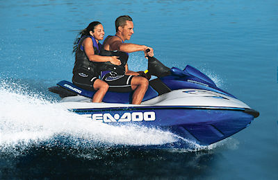 2001 Sea-Doo RX DI in Amherst, Ohio