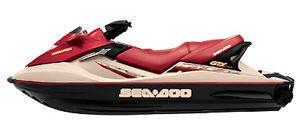 2002 Sea-Doo GTX 4-Tec in Amherst, Ohio