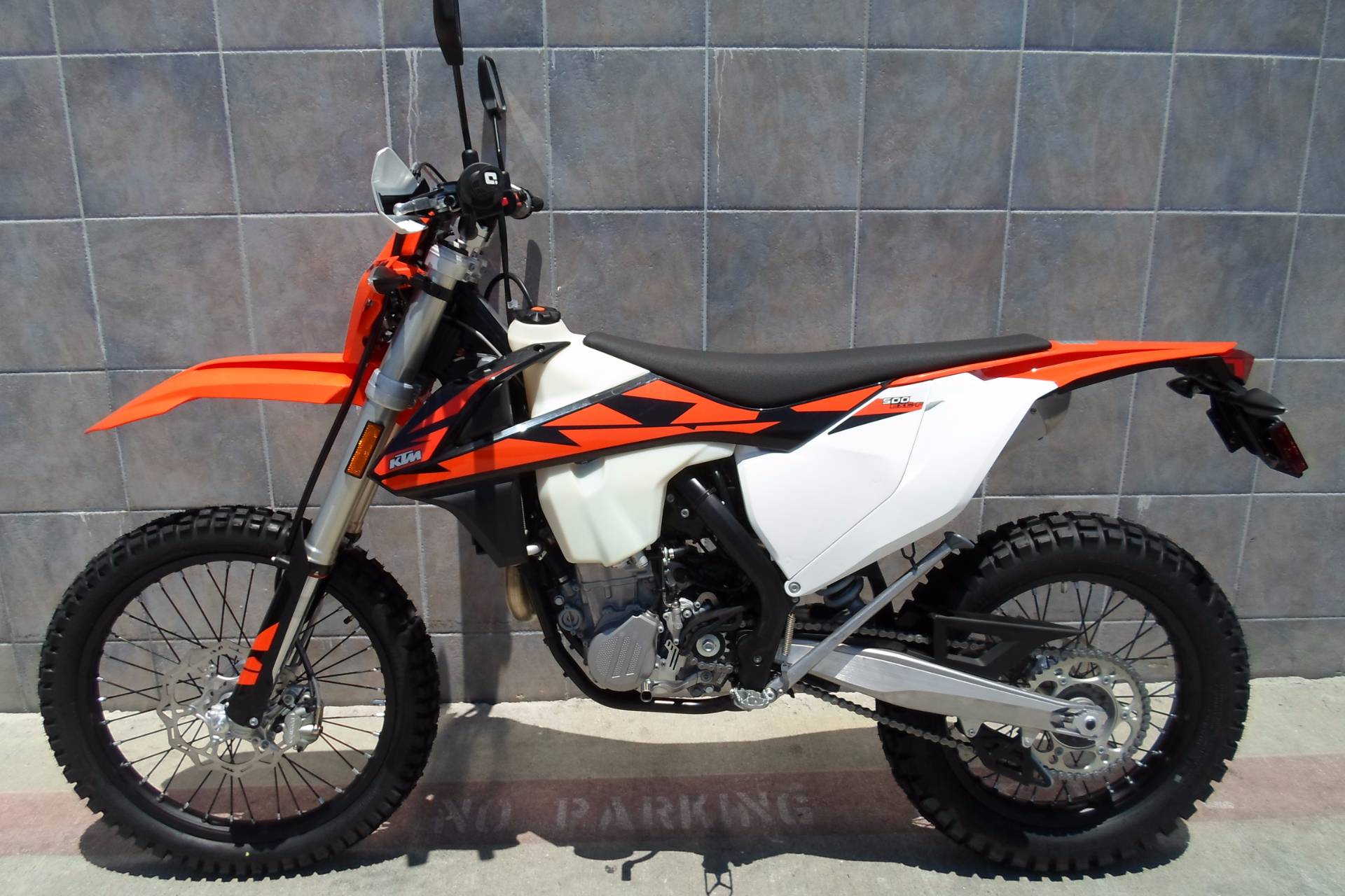 New 2018 KTM 500 EXC-F Motorcycles in San Marcos, CA