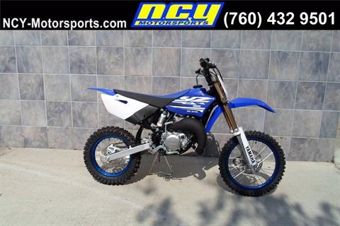 2018 Yamaha YZ85 in San Marcos, California