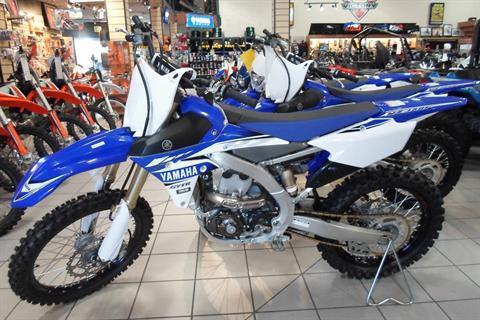 2017 Yamaha YZ450F in San Marcos, California