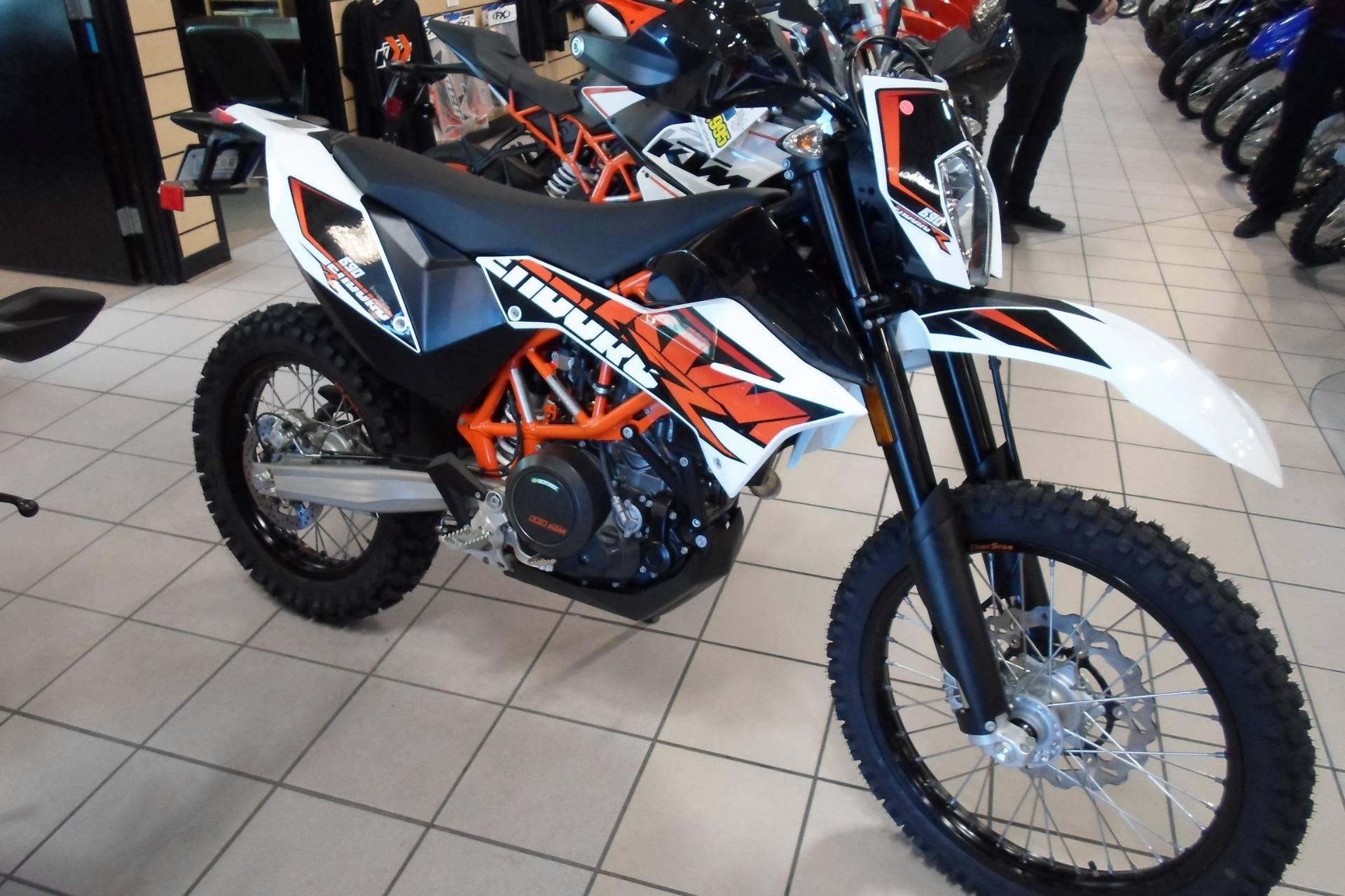 new 2017 ktm 690 enduro r motorcycles in san marcos, ca