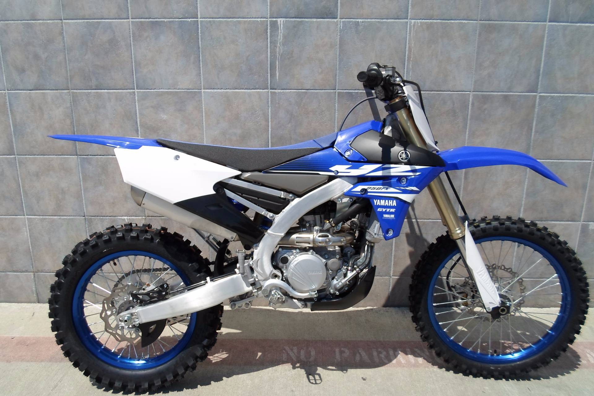 2018 Yamaha YZ250FX in San Marcos, California