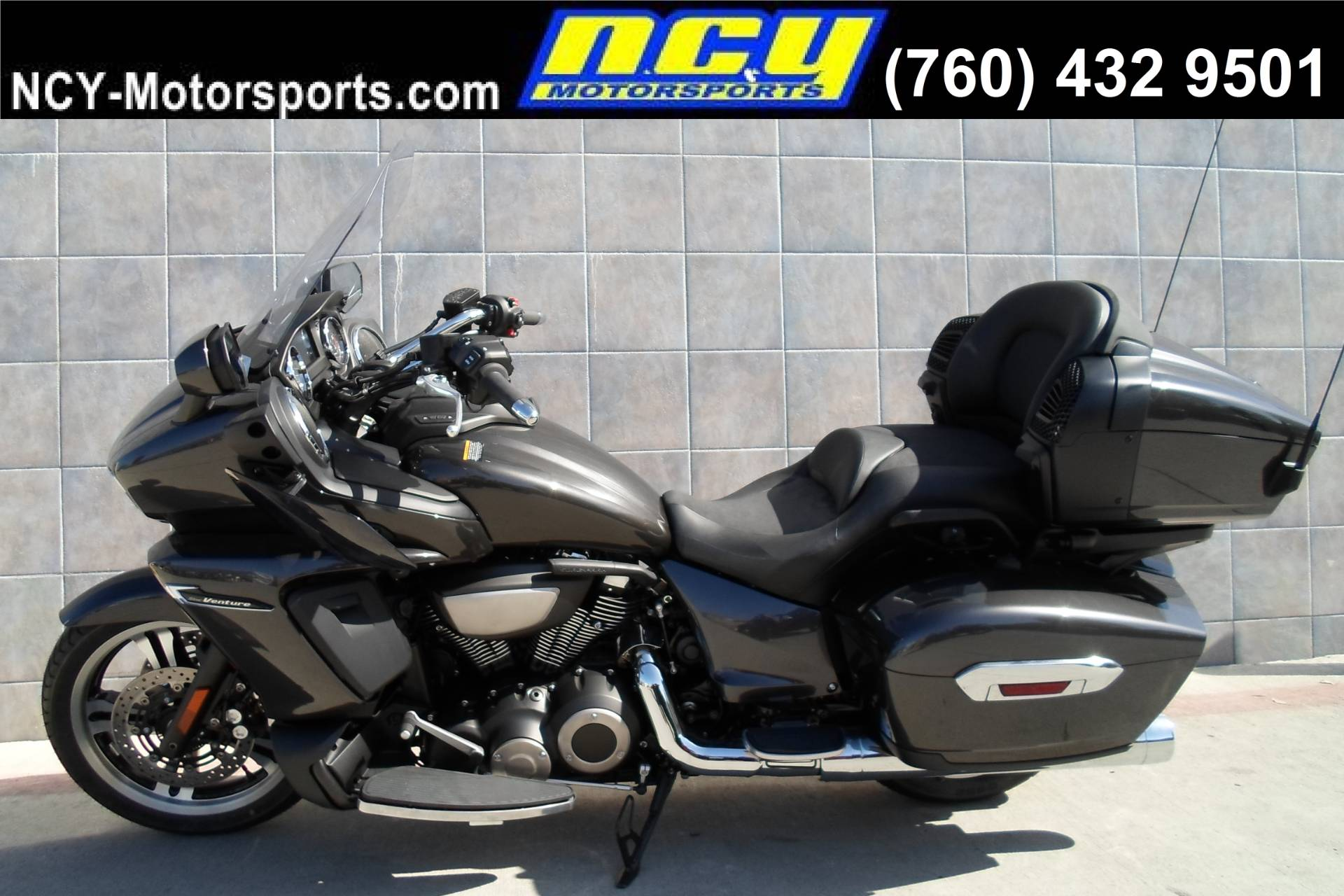 2018 Yamaha Star Venture with Transcontinental Option Package in San Marcos, California