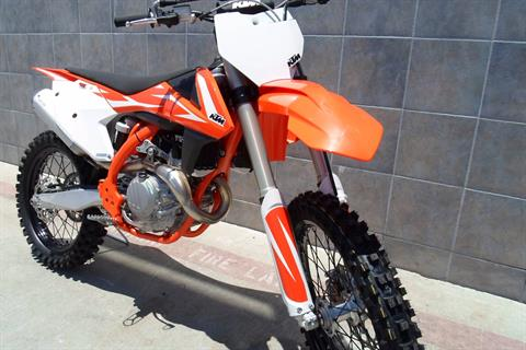 2018 KTM 450 SX-F in San Marcos, California