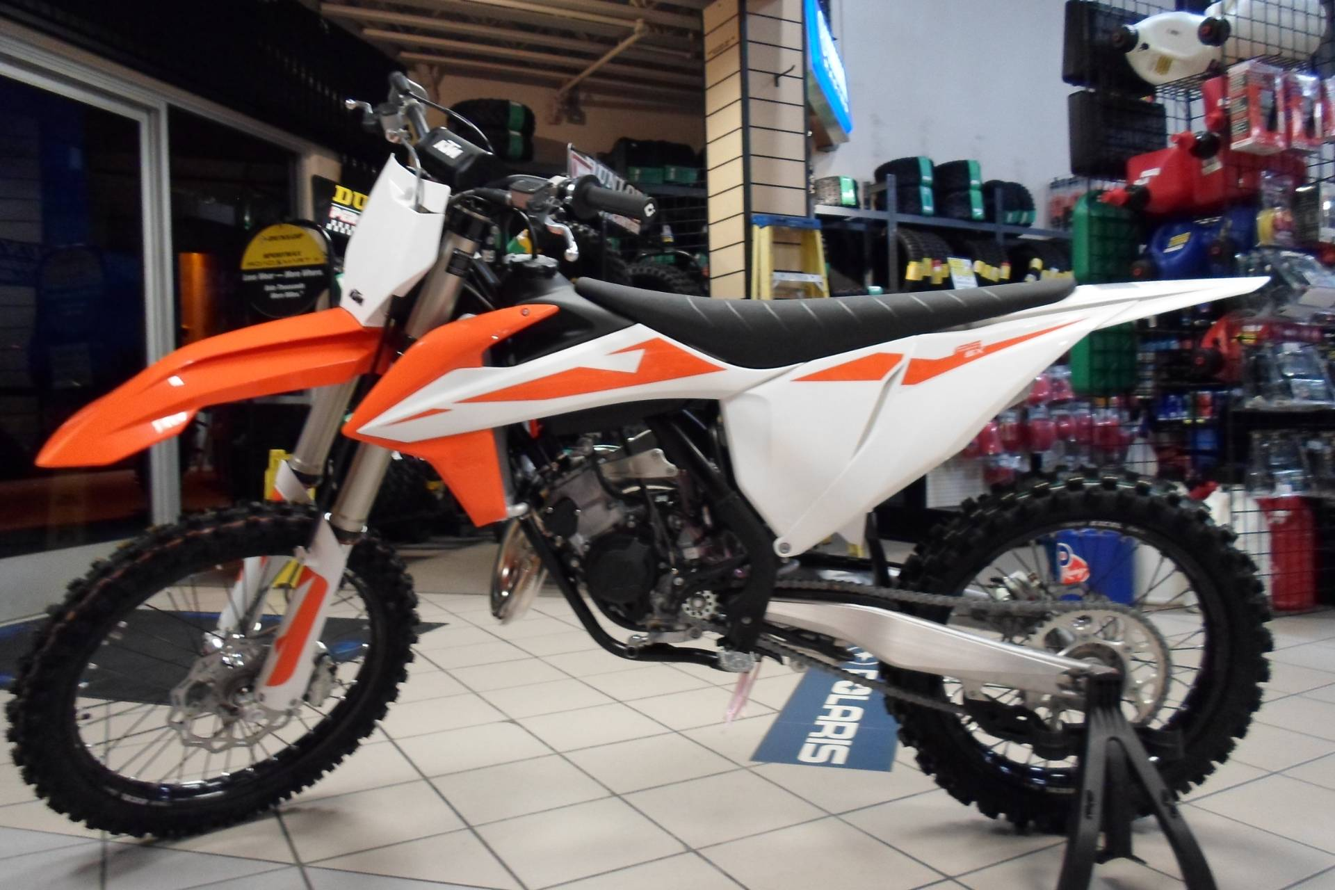 New 2019 Ktm 125 Sx Motorcycles In San Marcos Ca Fram Racing Fuel Filter Canister California