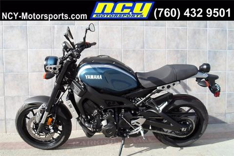 2017 Yamaha XSR900 in San Marcos, California