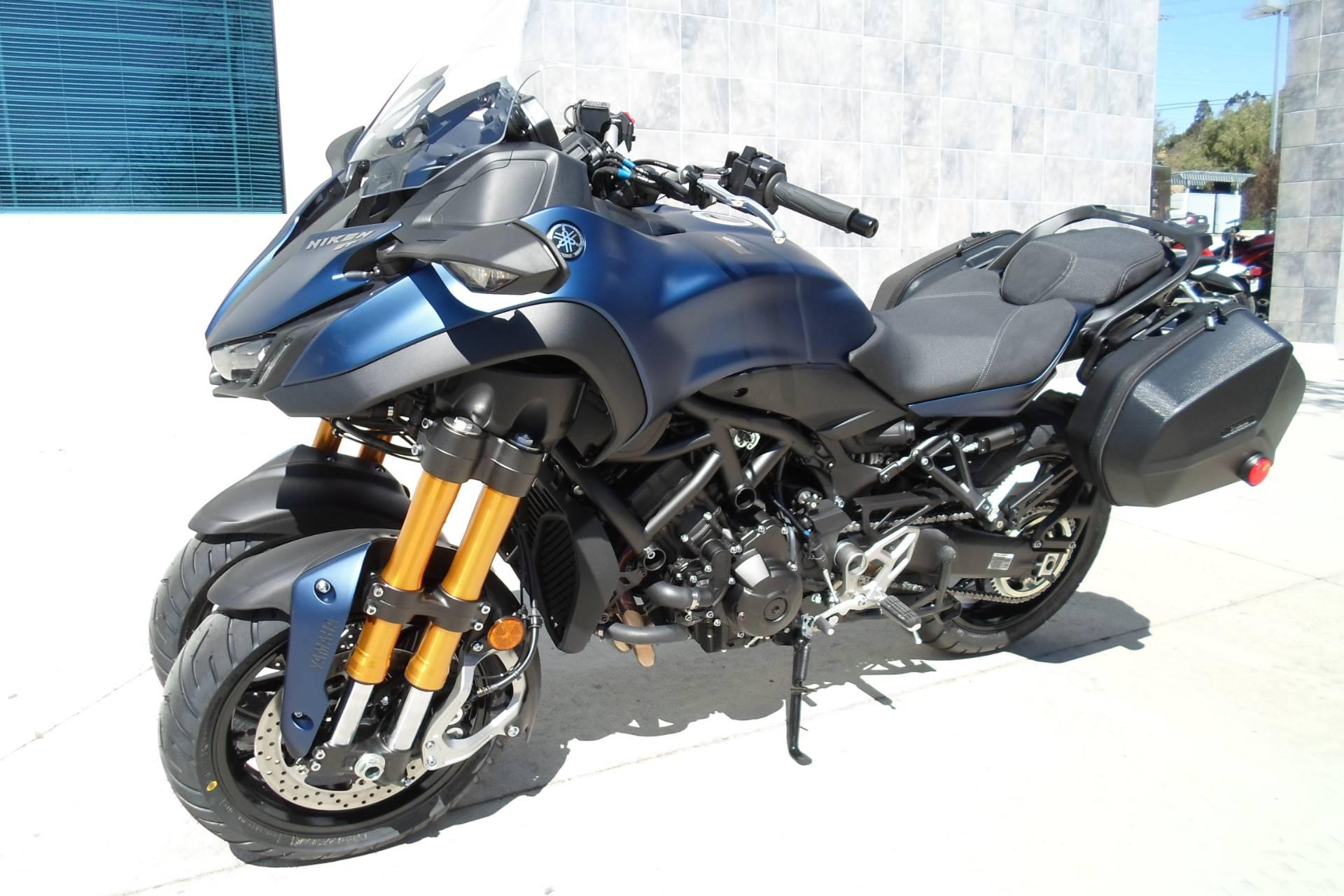 Yamaha 2019 Niken Gt