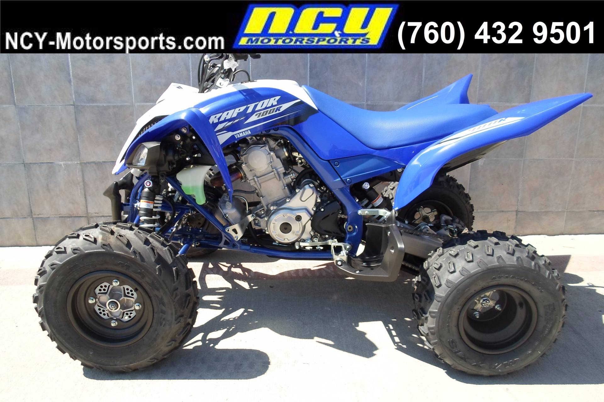 2018 Yamaha Raptor 700R in San Marcos, California