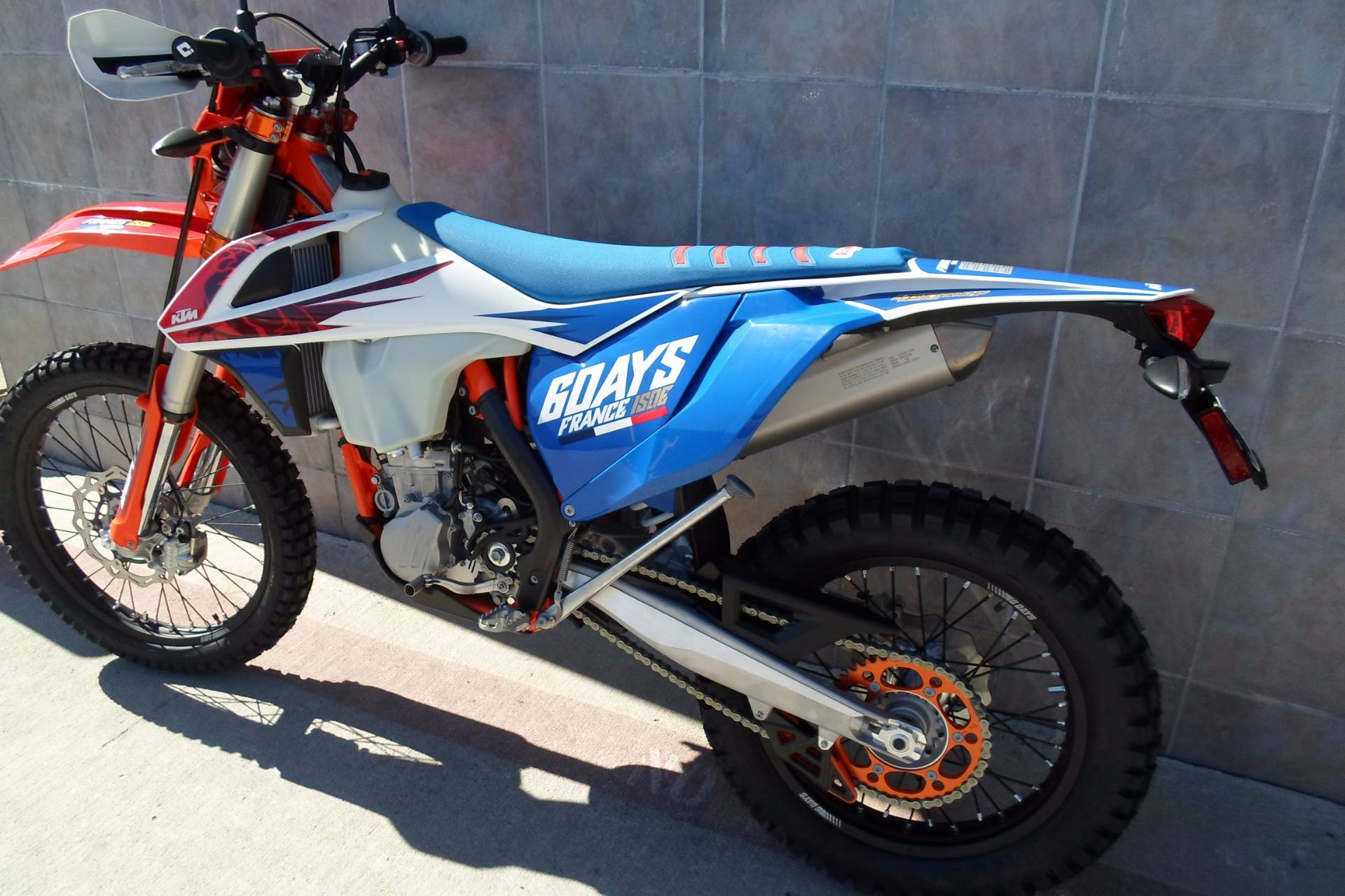 2018 ktm 450 six days. plain 2018 2018 ktm 450 excf six days in san marcos california throughout ktm six days