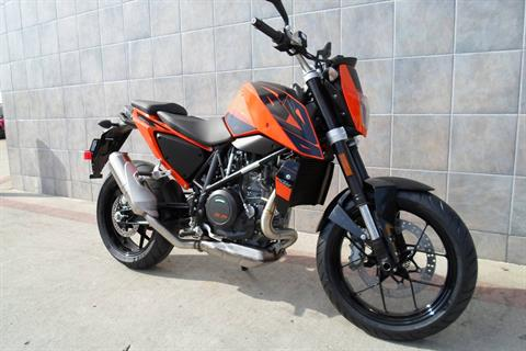 2018 KTM 690 Duke in San Marcos, California