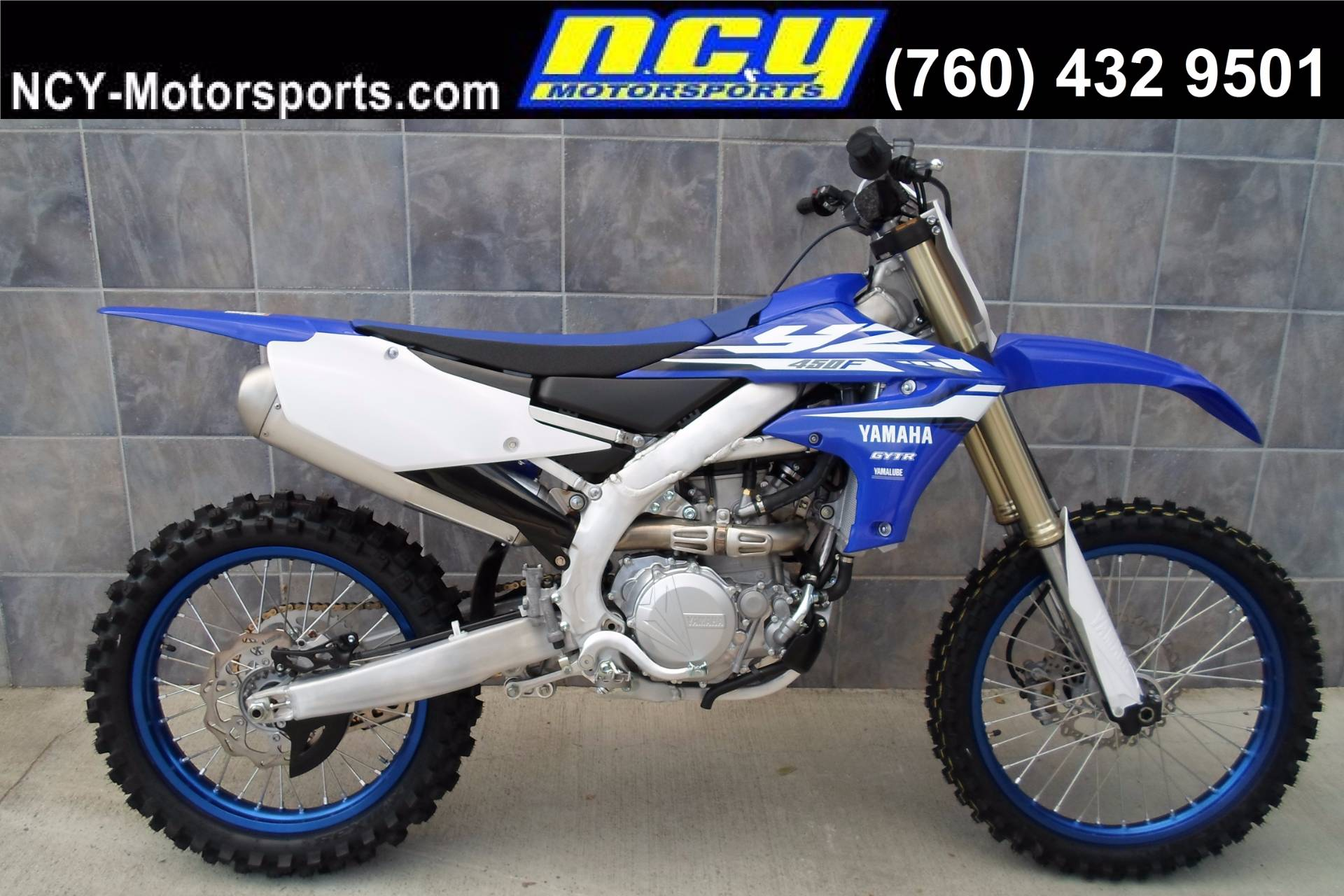 New 2018 yamaha yz450f motorcycles in san marcos ca for New yamaha 450