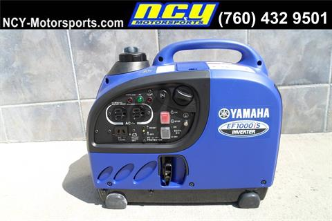 2018 Yamaha EF1000iS Generator in San Marcos, California
