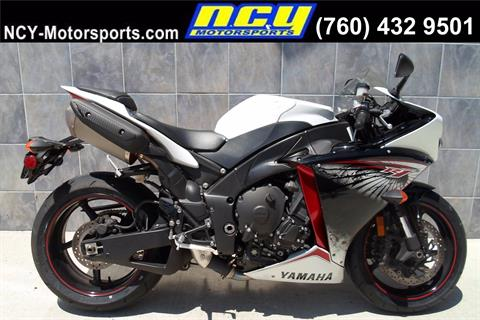 2012 Yamaha YZF-R1 in San Marcos, California