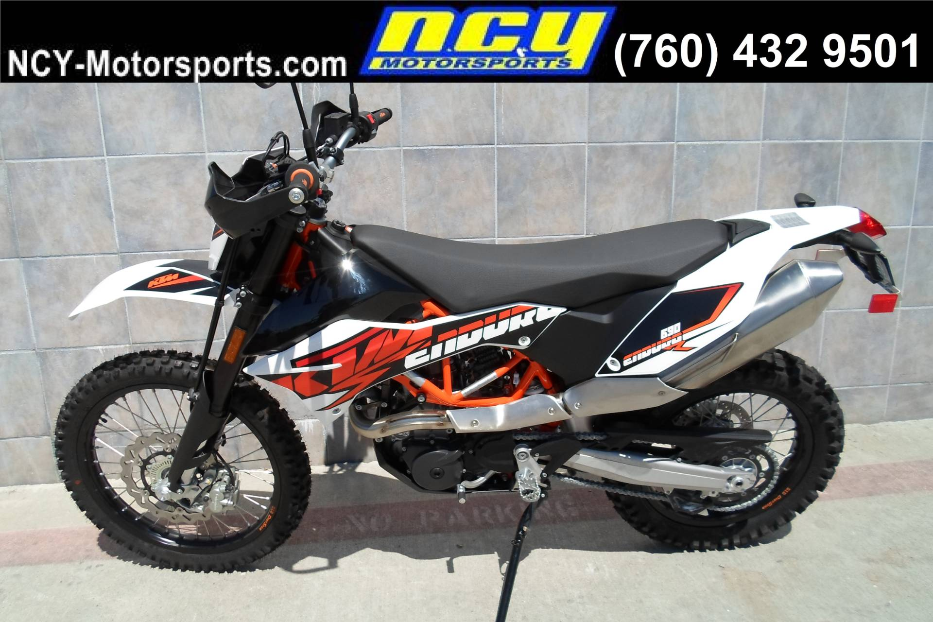 New 2018 KTM 690 Enduro R Motorcycles in San Marcos, CA