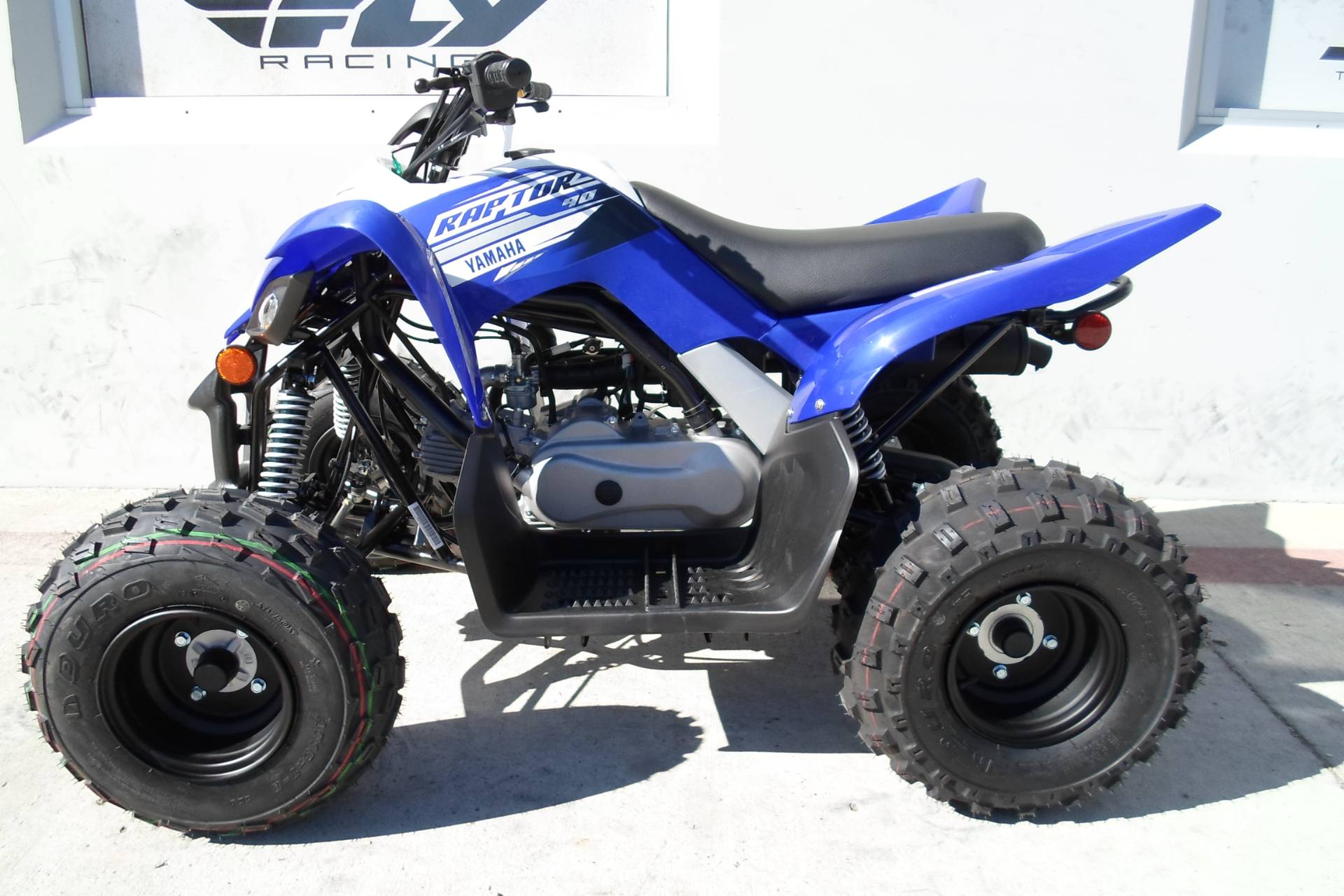2019 Yamaha Raptor 90 in San Marcos, California - Photo 1