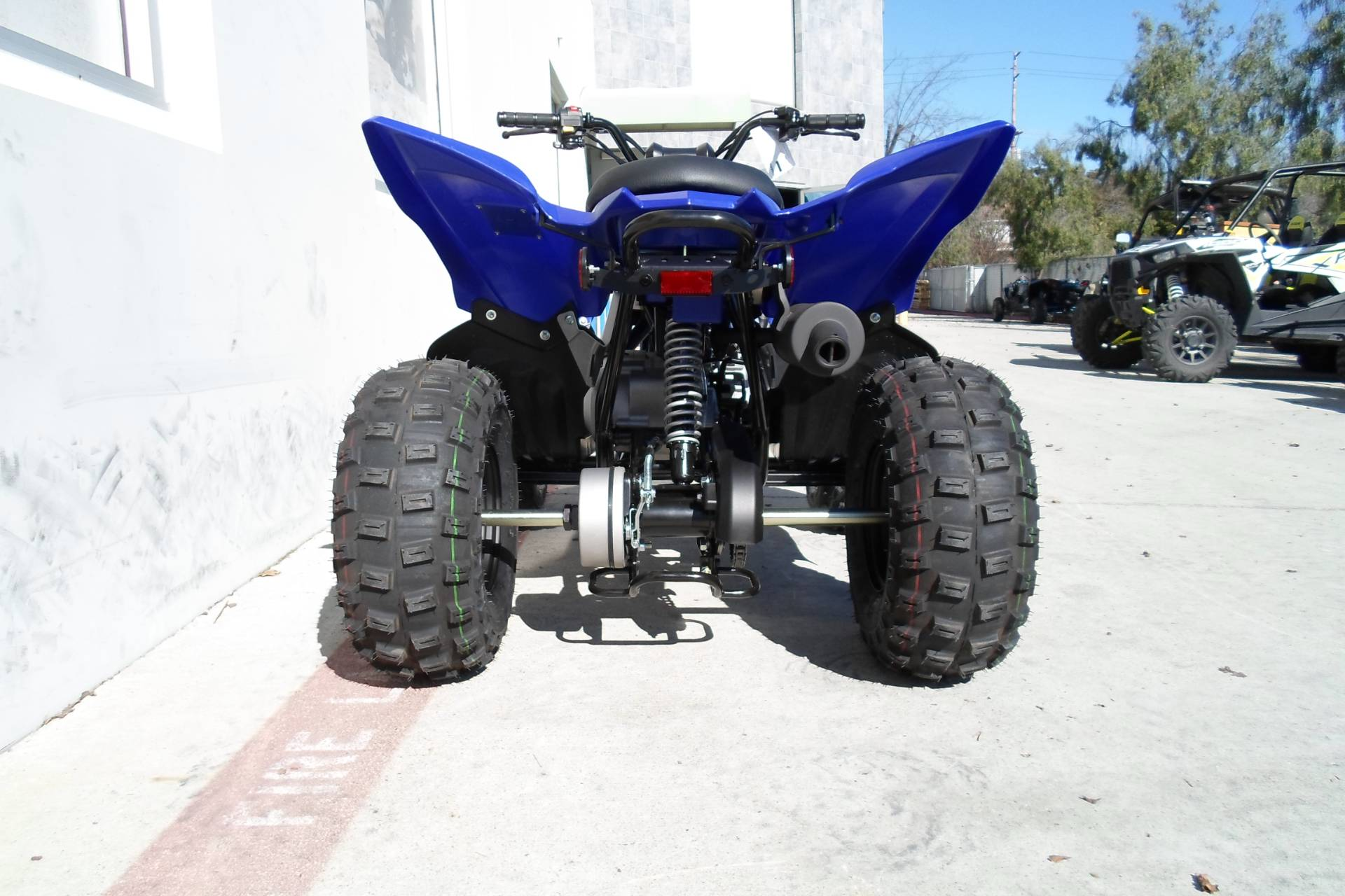 2019 Yamaha Raptor 90 in San Marcos, California - Photo 6
