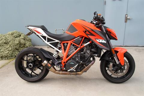 2015 KTM 1290 Super Duke R in San Marcos, California