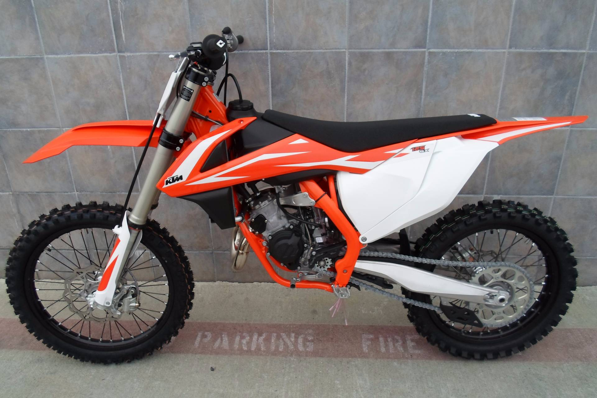 New 2018 KTM 125 SX Motorcycles in San Marcos, CA