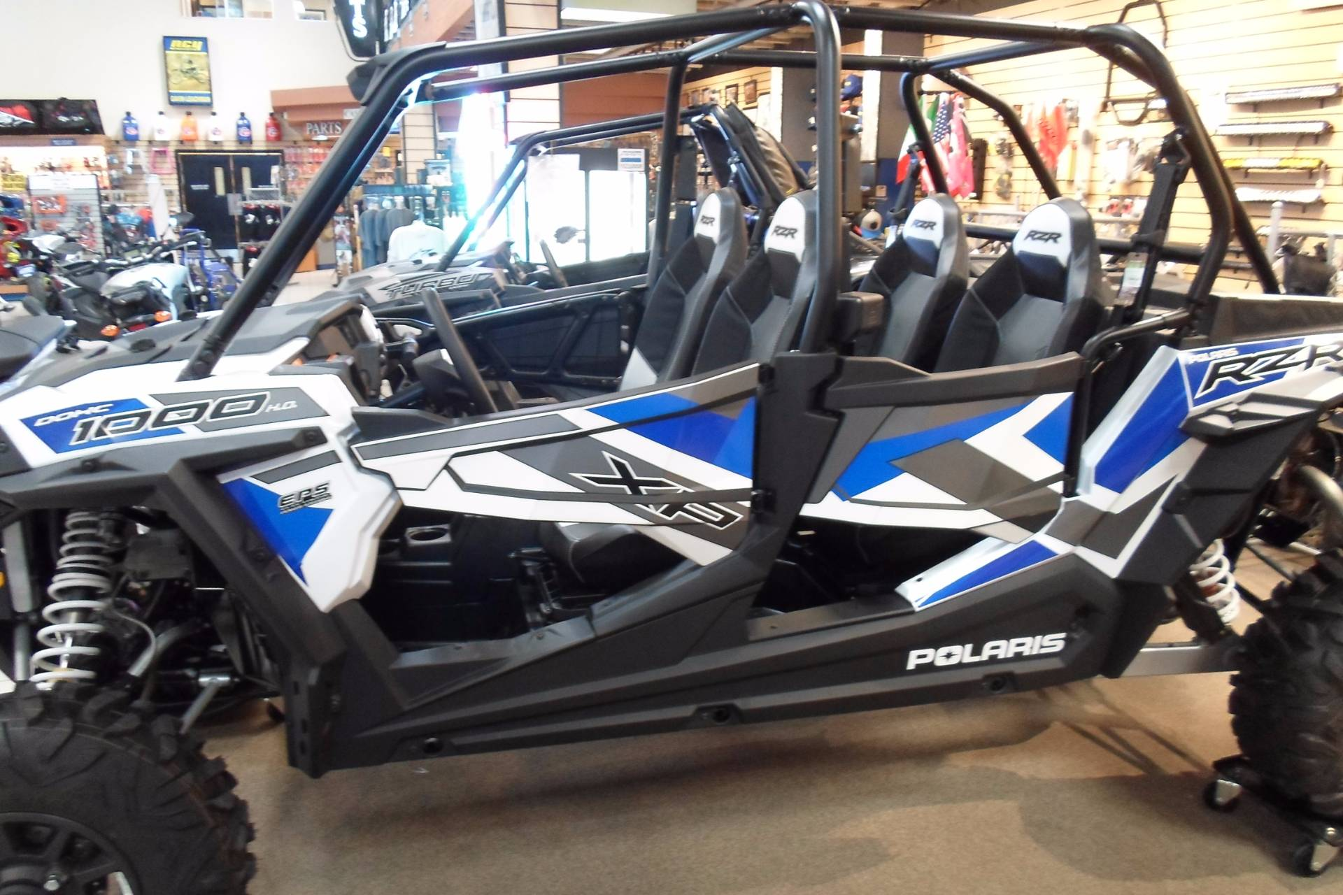 2017 Polaris RZR XP 4 1000 EPS in San Marcos, California