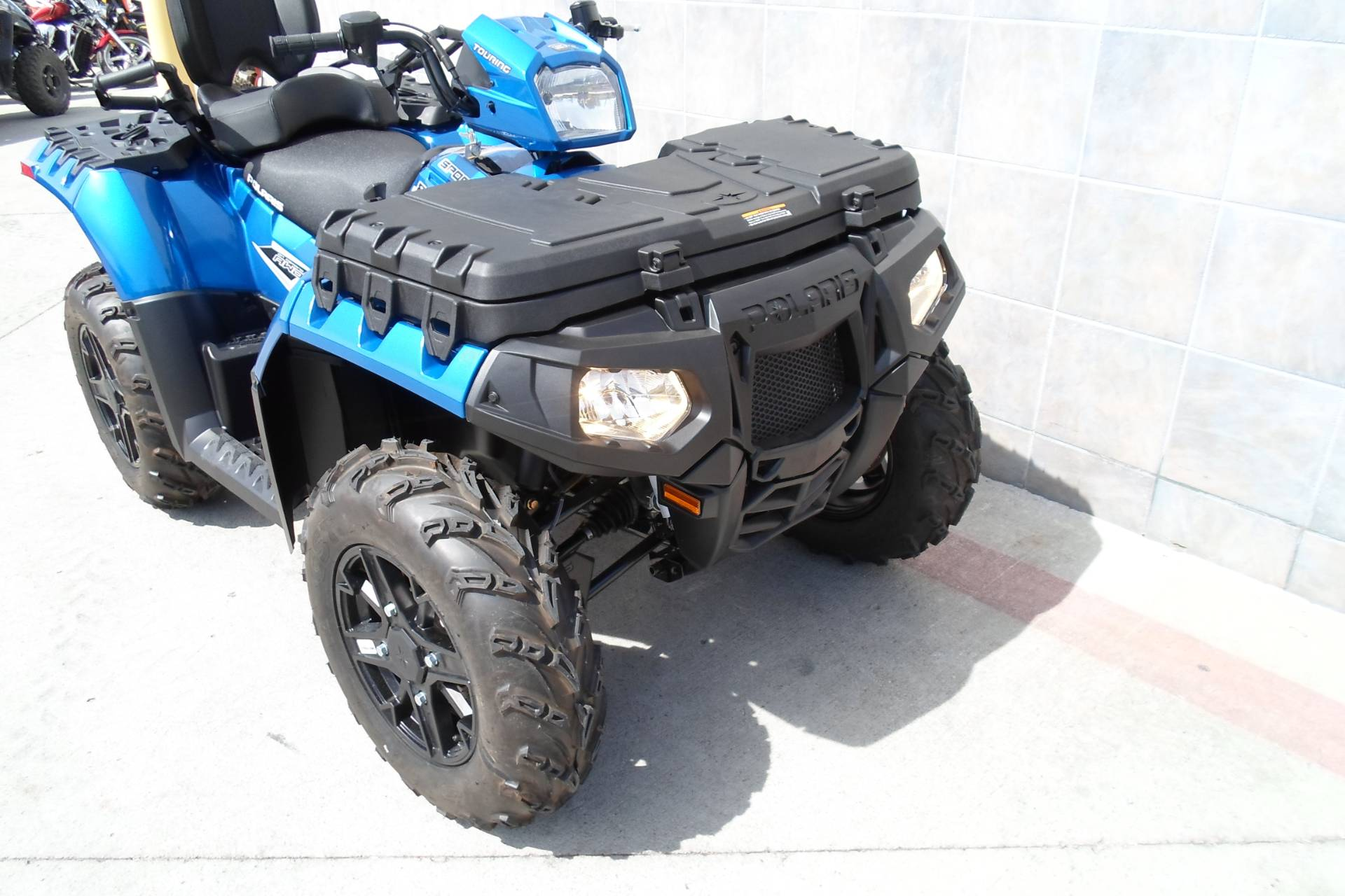 2018 Polaris Sportsman Touring 850 SP in San Marcos, California