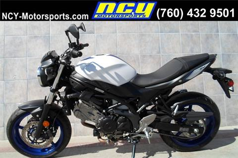 2017 Suzuki SV650 in San Marcos, California