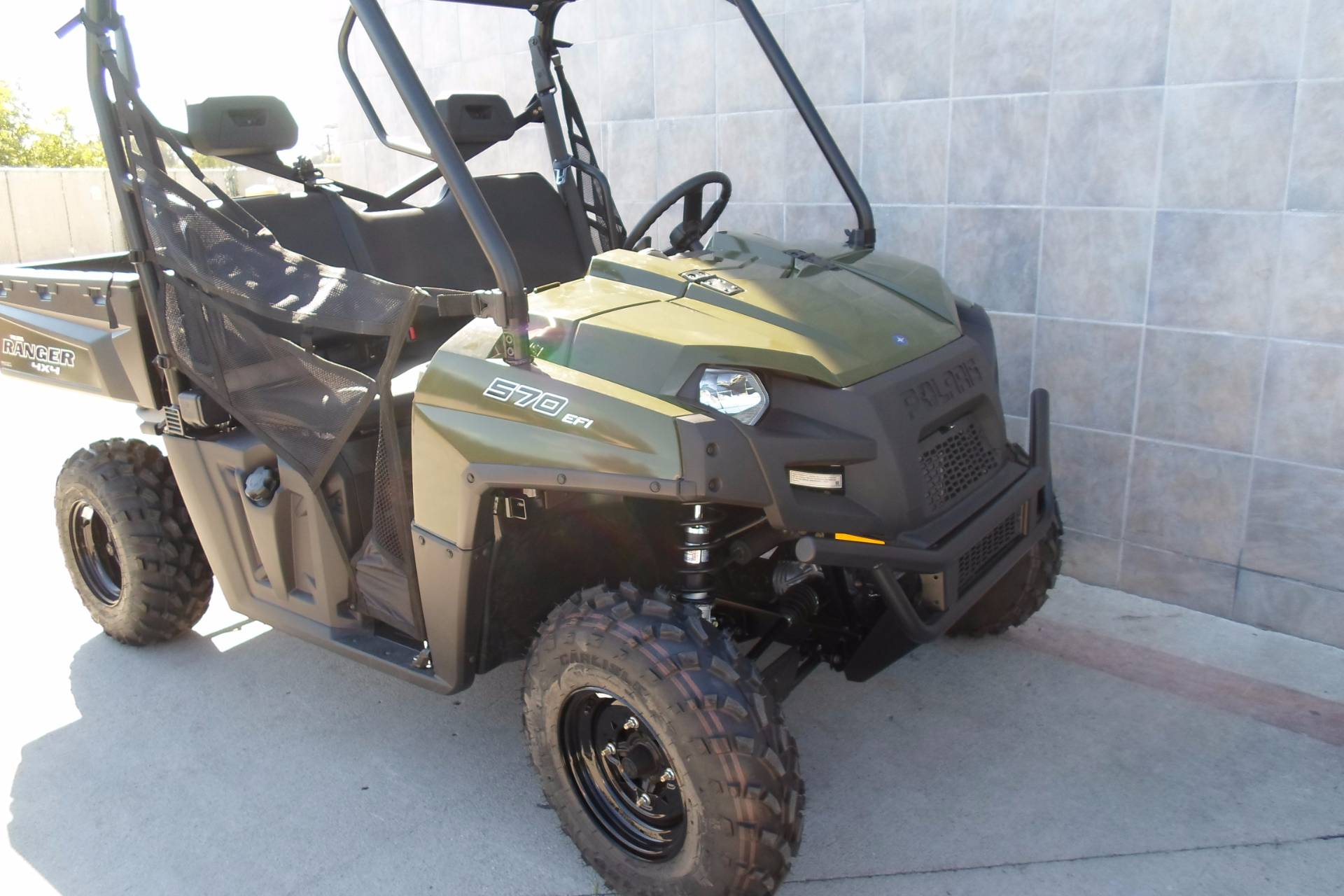 2017 Polaris Ranger 570 Full Size in San Marcos, California