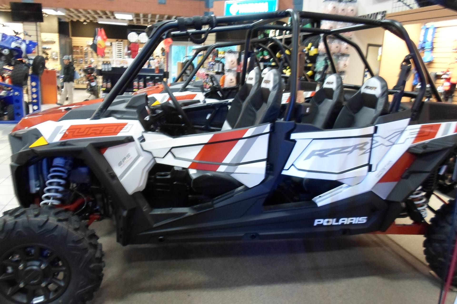 2019 Polaris RZR XP 4 Turbo in San Marcos, California